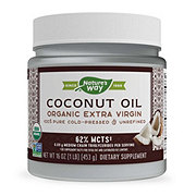 Nature's Way Efa Gold Organic Pure Extra Virgin Coconut Oil