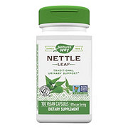 Nature's Way Nettle Leaf 435 mg Capsules