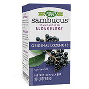 Nature's Way Original Sambucus Lozenge