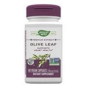 Nature's Way Premium Extract Olive Leaf Standardized Capsules