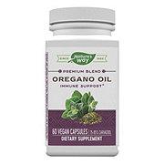 Nature's Way Premium Extract Oregano Oil Standardized Liquid Vcaps
