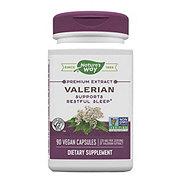 Nature's Way Premium Extract Valerian Standardized Capsules