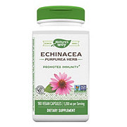 Nature's Way Premium Herbal Echinacea Purpurea Herb 400 Mg Capsules