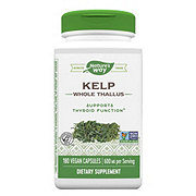 Nature's Way Premium Herbal Kelp 660 mg Capsules