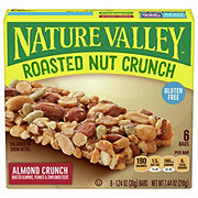 Nature Valley Almond Crunch Roasted Nut Crunch Bars
