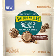 Nature Valley Almond Toasted Coconut Chocolate Granola Bites