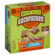 Nature Valley Backpacker Chewy Oatmeal Bites S'mores