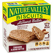 Nature Valley Biscuits with Almond Butter