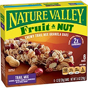 Nature Valley Chewy Fruit & Nut Trail Mix Bars