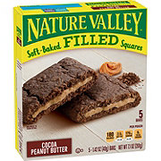 Nature Valley Cocoa Peanut Butter Soft-Baked Filled Squares