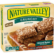 Nature Valley Crunchy Almond Butter Granola Bars