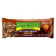 Nature Valley Crunchy Granola Bar Oats N Dark Chocolate