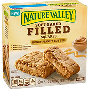 Nature Valley Honey Peanut Butter Soft-Baked Filled Squares