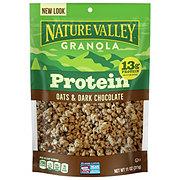 Nature Valley Oats 'n Dark Chocolate Protein Crunchy Granola