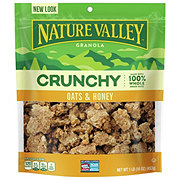 Nature Valley Oats N Honey Granola Crunch