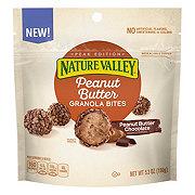 Nature Valley Peanut Butter Chocolate Granola Bites