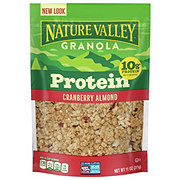 Nature Valley Protein Cranberry Almond Granola