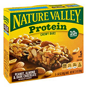 Nature Valley Protein Peanut Almond & Dark Chocolate Chewy Bars