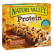 Nature Valley Protein Peanut Butter Dark Chocolate Chewy Bars