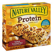 Nature Valley Protein Salted Caramel Nut Chewy Bars