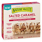 Nature Valley Salted Caramel Layered Bars