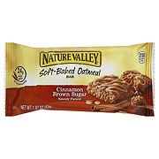 Nature Valley Soft Baked Oatmeal Cinnamon Brown Sugar bar