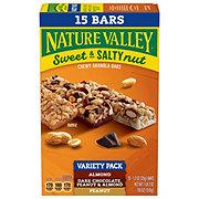 Nature Valley Sweet & Salty Nut Granola Bars Mega Pack Variety Pack
