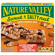Nature Valley Sweet & Salty Salted Caramel Chocolate Granola Bars