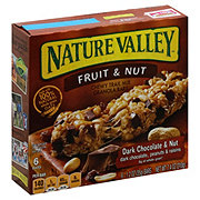 Nature Valley Trail Mix Chewy Dark Chocolate & Nut Granola Bars