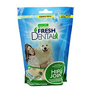 Naturel Promise Fresh Dental Hip & Joint Chews For Dogs