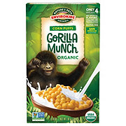 Natures Path Organic Envirokidz Corn Puffs Gorilla Munch Cereal