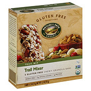 Natures Path Organic Gluten Free Selections Natures Path Chewy Granola Bar Trail Mix