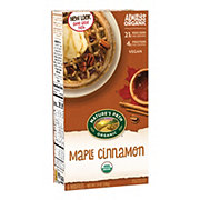 Natures Path Organic Organic Maple Cinnamon Waffles with Oat Bran