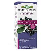 Natures Way Sambucus Nighttime
