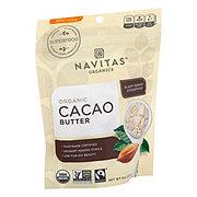 Navitas Naturals Cacao Butter