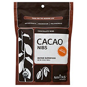 Navitas Naturals Cacao Power Organic Raw Chocolate Nibs