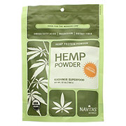 Navitas Naturals Hemp Powder Raw Hemp Protein Powder