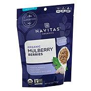 Navitas Naturals Organic Mulberry Berries