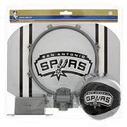 NBA Spurs Hoop Set