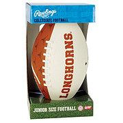 NCAA University of Texas Rawlings Collegiate Junior Size Football
