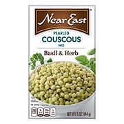 Near East Basil & Herb Pearled Couscous Mix