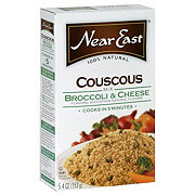 Near East Broccoli and Cheese Couscous Mix