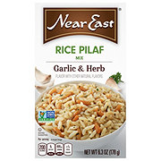 Near East Garlic And Herb Rice Pilaf Mix