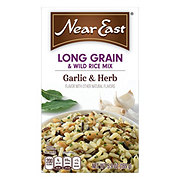 Near East Garlic & Herb Long Grain & Wild Rice Mix