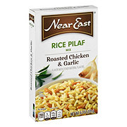 Near East Roasted Chicken And Garlic Rice Pilaf Mix