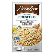 Near East Roasted Garlic & Olive Oil Pearled Couscous Mix