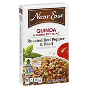 Near East Roasted Red Pepper And Basil Quinoa Blend