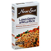 Near East Roasted Vegetable And Chicken  Long Grain And Wild Rice Mix