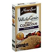 Near East Whole Grain Blends, Original Plain Wheat Couscous