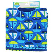 Neat Solutions Boat Fabric Toddler Bibs